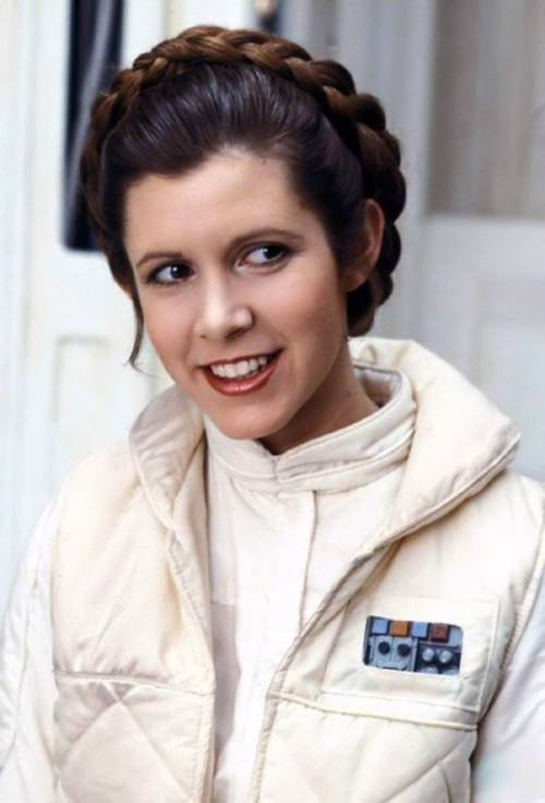 Top 10 female popculture heroes Leia