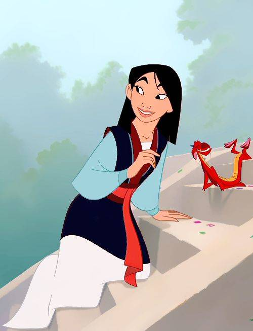 Top 10 female popculture heroes Mulan