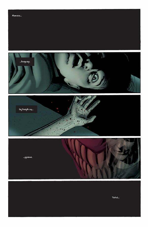 Astonishing X-Men 1 strona