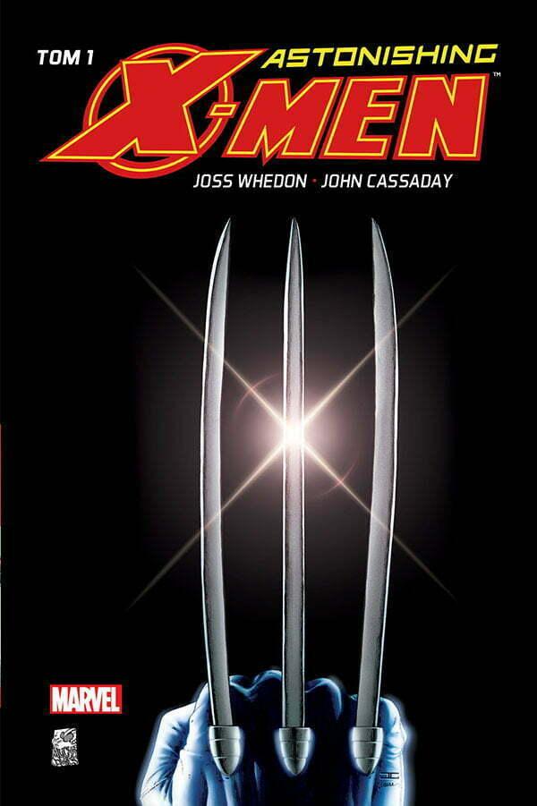 Astonishing X-Men 1 Okładka