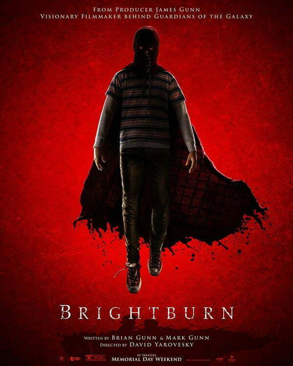 Brightburn Plakat