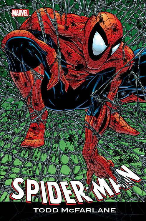 Spider-Man Okładka