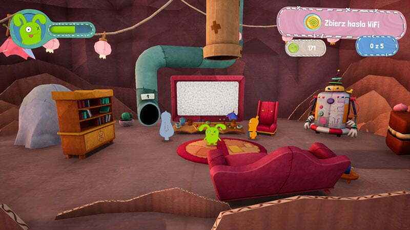 UglyDolls Screen