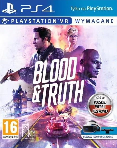 Blood & Truth 1