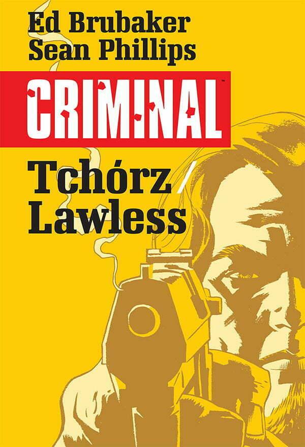 Criminal Okładka