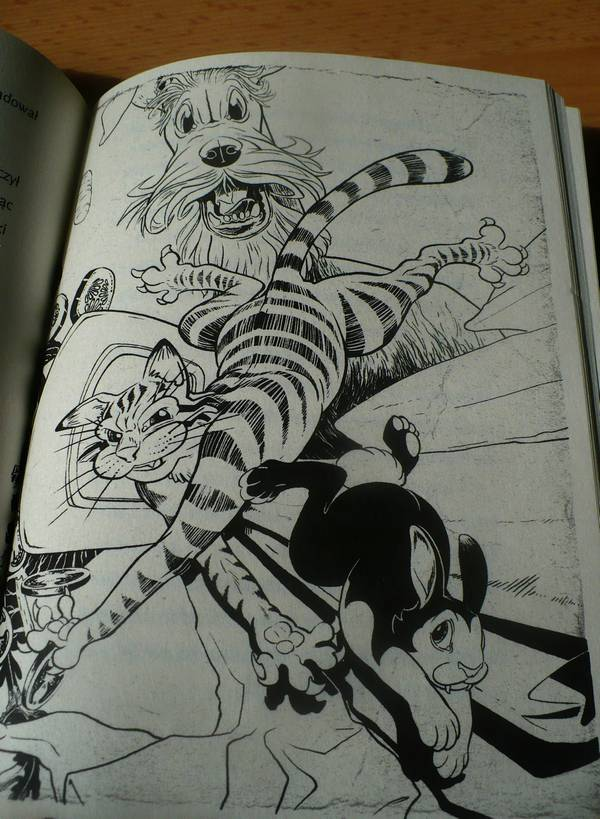 królikula ilustracja