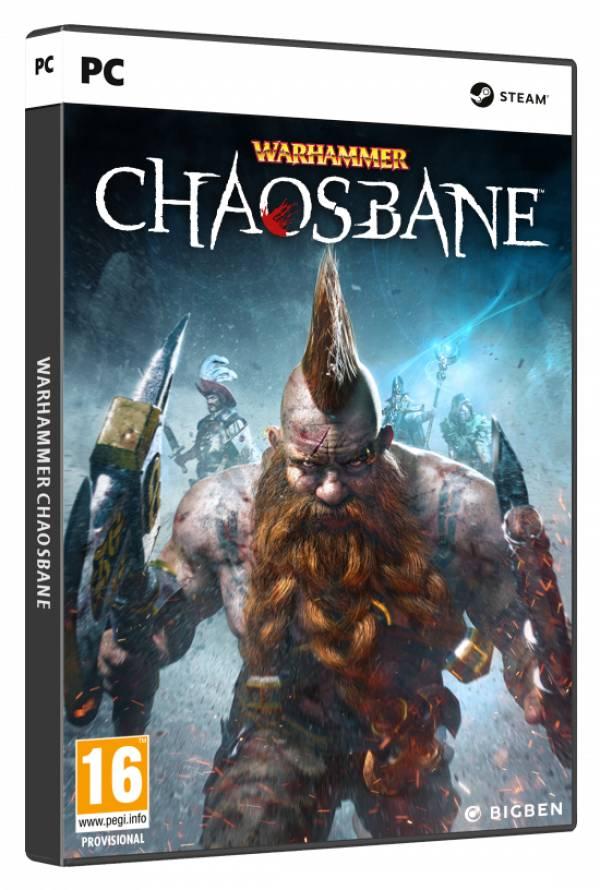 Warhammer Chaosbane Okładka