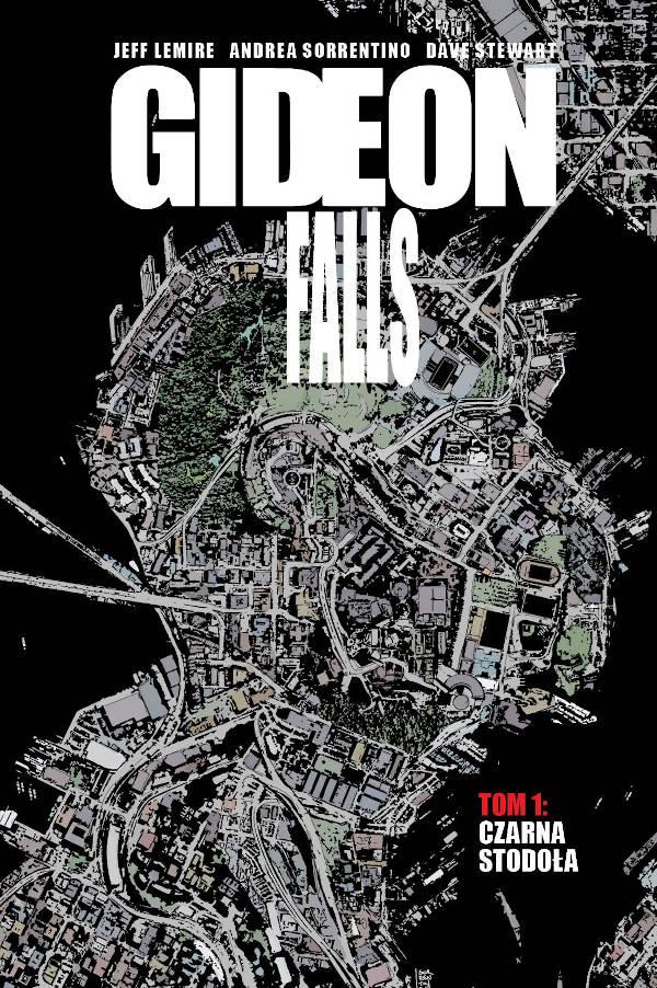Gideon Falls okładka