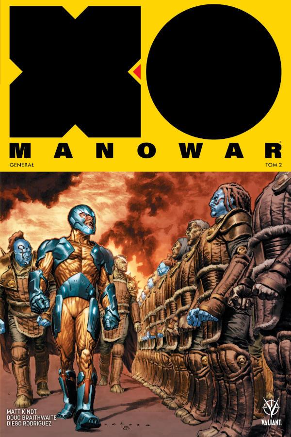 X-O Manowar 2 Okładka