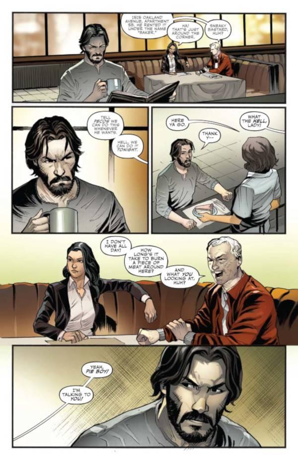John Wick Comics 002