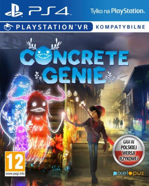 Concrete Genie 1