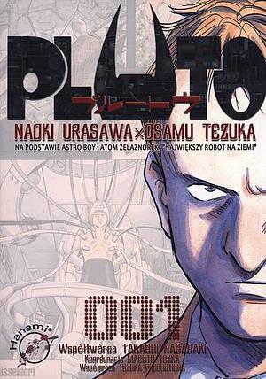 Pluto 1 Okładka