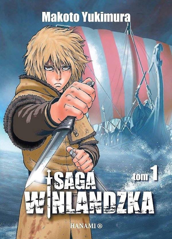 Saga Winlandzka Okładka