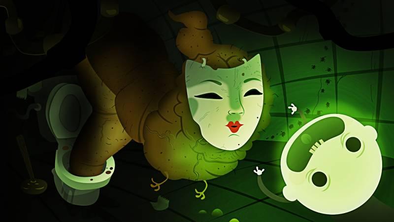 Bulb Boy - grafika promocyjna gry