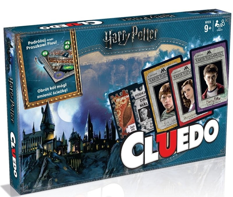 Cluedo: Harry Potter - pudełko