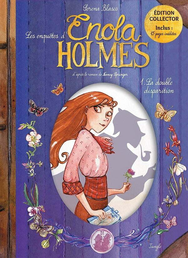 Les Enquêtes d'Enola Holmes. La Double Disparition