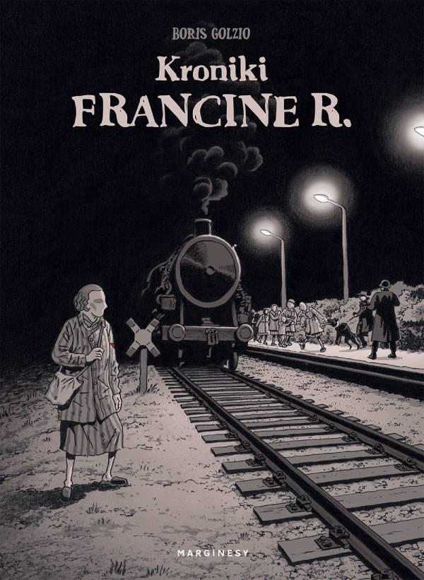 Kroniki Francine R. - okładka komiksu