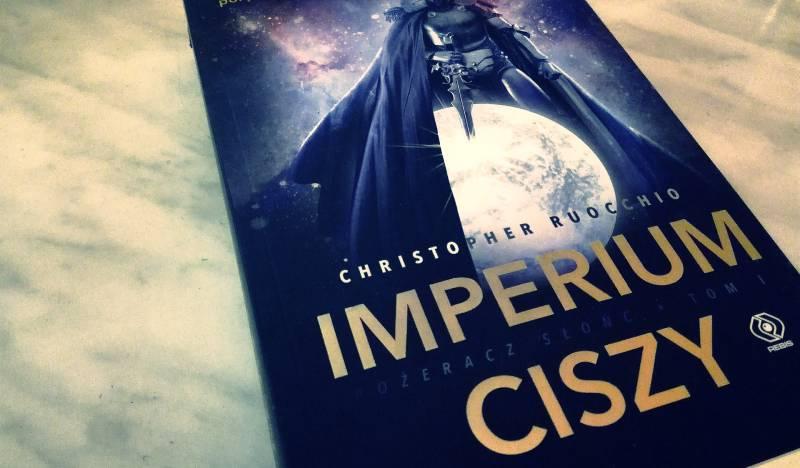 Imperium ciszy - zdjęcie książki