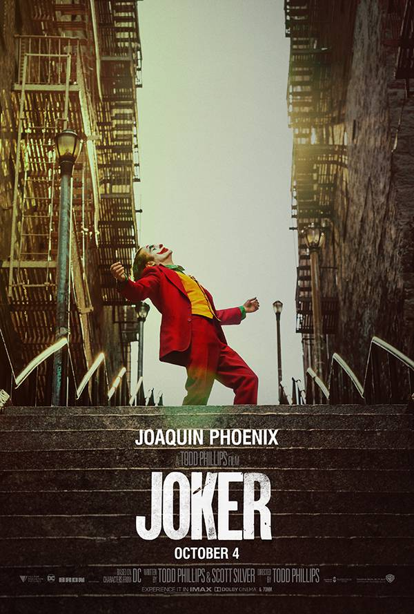 Joker – okładka filmu