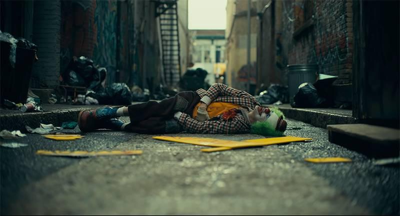 Joker – przykładowy kadr filmu