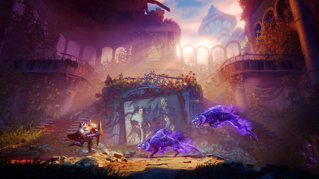 Trine 4: The Nightmare Price - przykładowy screen z gry