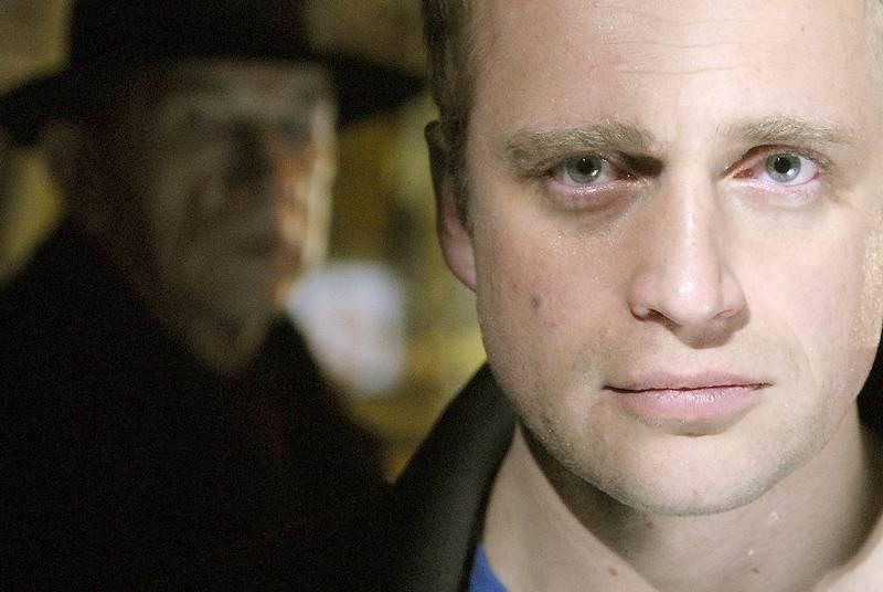 Naznaczony –  kadr z serialu