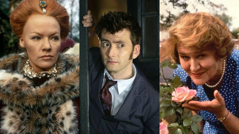 Brytyjskie seriale – kadry z seriali