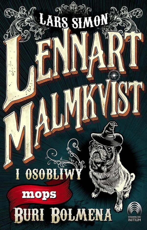 Lennart Marlmkvist i sosbliwy mops - okładka