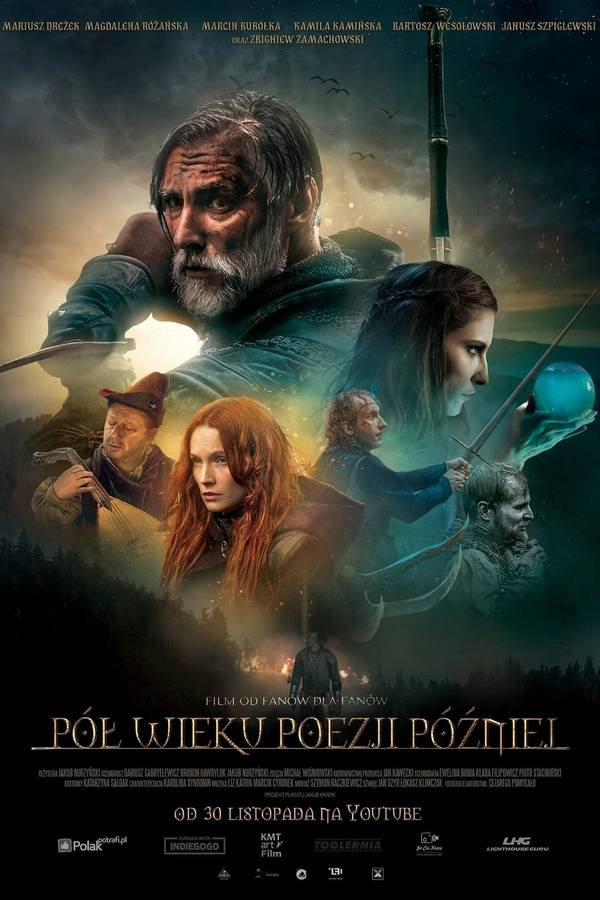 Pół Wieku Poezji Później – plakat filmu