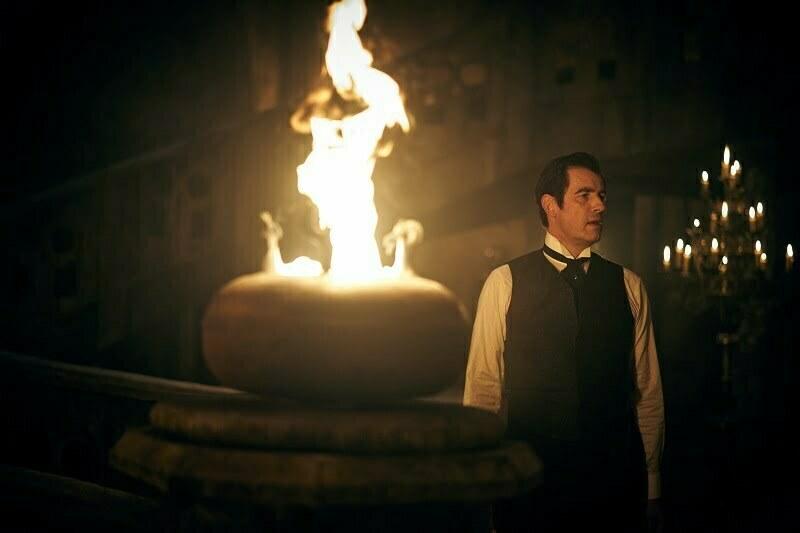 Drakula - kadr z serialu