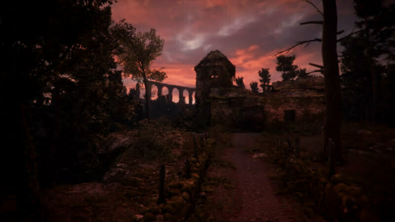 A Plague Tale: Innocence — Odwiedzane tereny