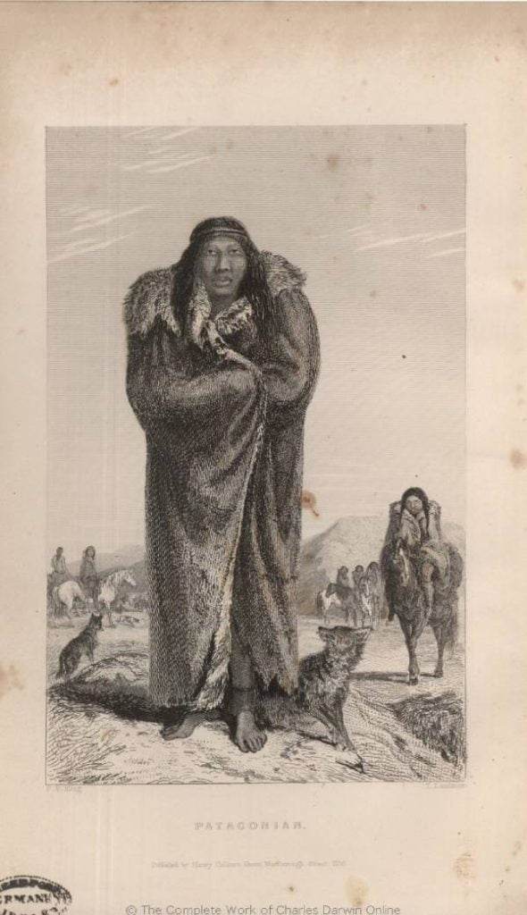 Autochtoni z Patagonii