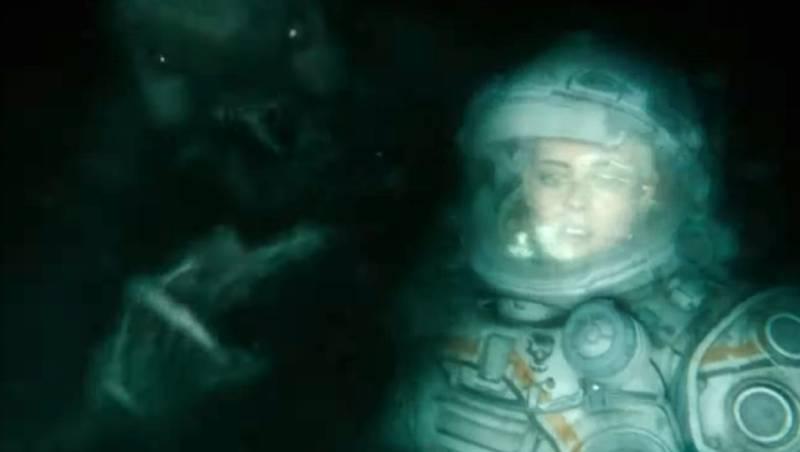 Głębia strachu - kadr z filmu