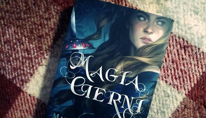 Magia cierni - okładka książki