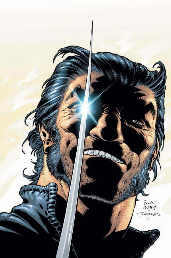 New X-Men - okładka jednego z zeszytów