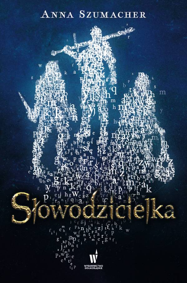 Słowodzicielka - okładka książki