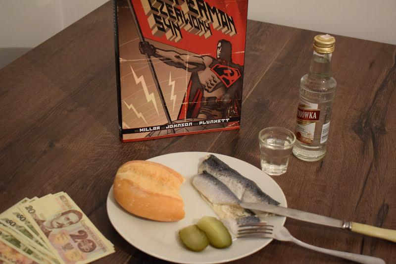 Superman: Czerwony syn - nie samym chlebem żyje człowiek
