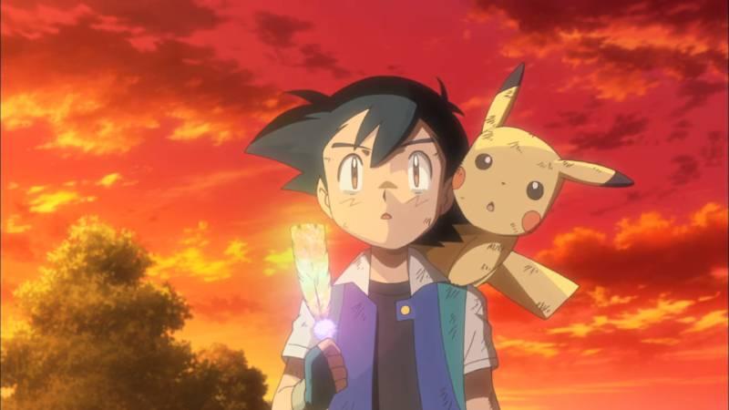 Pokemon: Wybieram Cię! - kadr z filmu