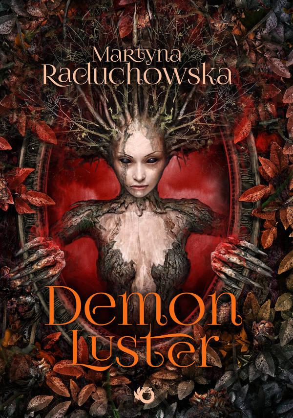 Okładka Demona luster