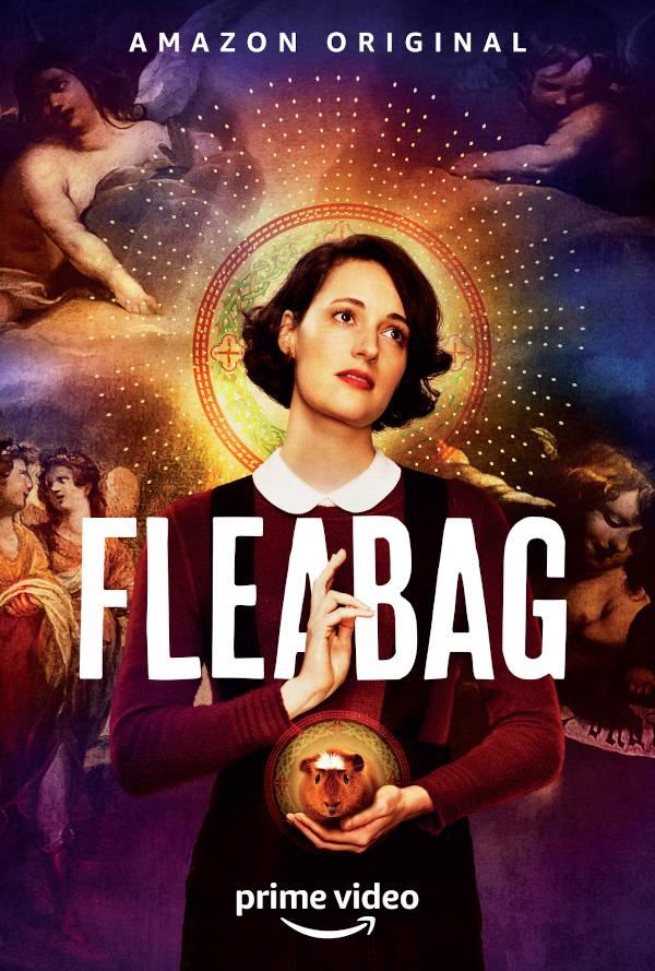 Okładka - plakat 2 serii Fleabag