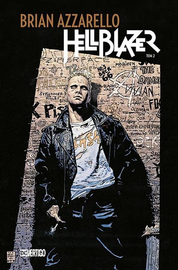 Hellblazer tom 2 - okładka
