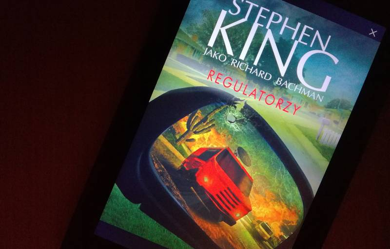Regulatorzy - okładka książki