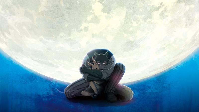 Beastars - kadr z anime