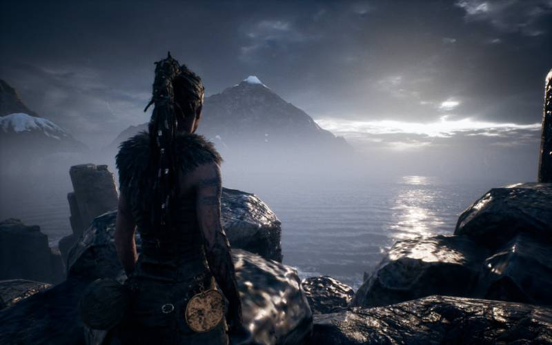 Hellblade: Senua's Sacrifice - screen z gry