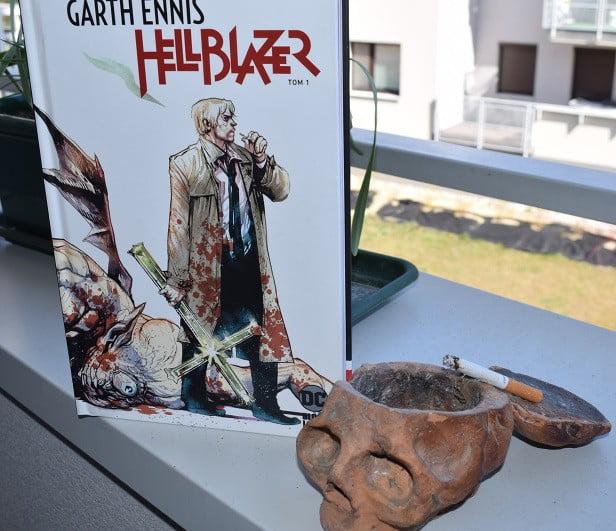 Hellblazer tom 1 - lektura w czasach zarazy