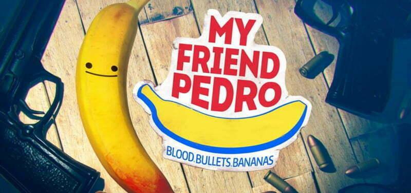 My Friend Pedro — Grafika promocyjna