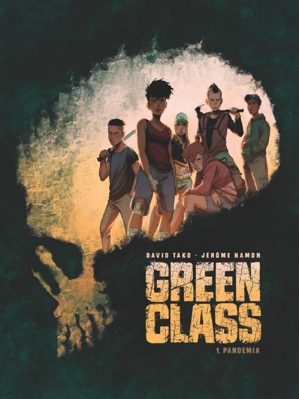 Zielona Szkoła - okładka naprawdę pierwsza klasa!