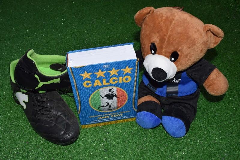 Calcio. Historia włoskiego futbolu. - wierny czytelnik