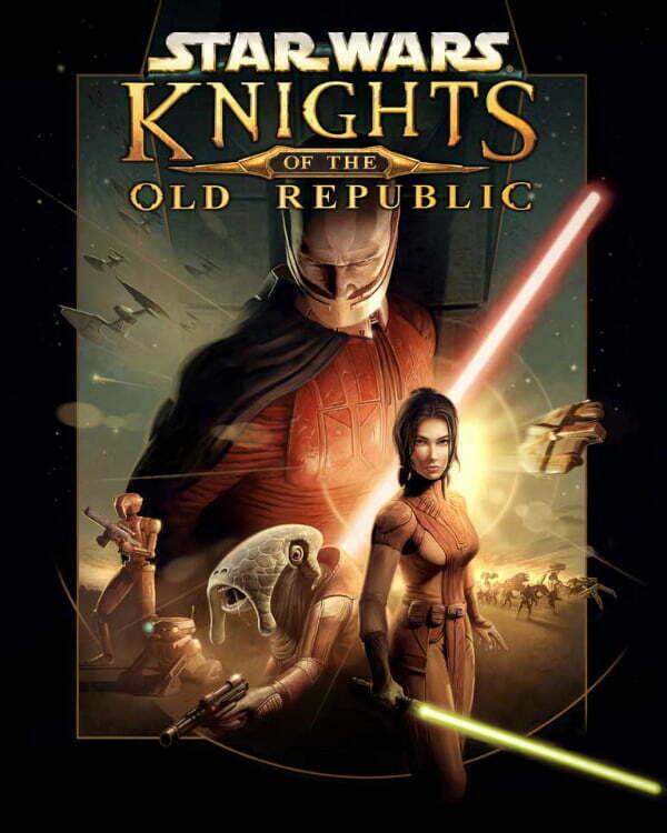 Star Wars: Knights of the Old Republic - okładka