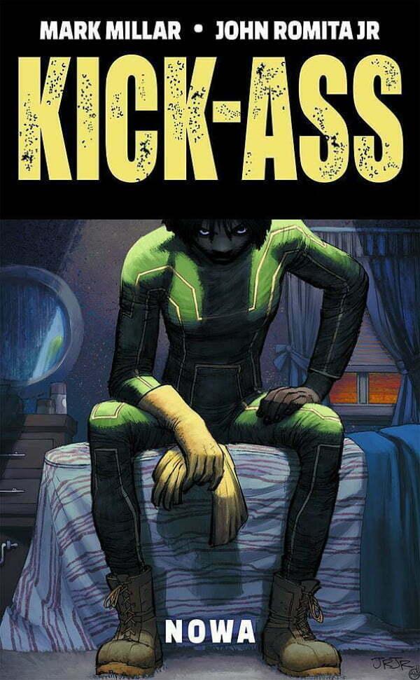 Kick-Ass: Nowa — okładka komiksu